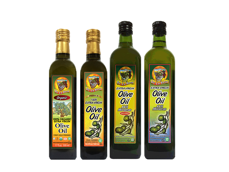 All Oils Olive