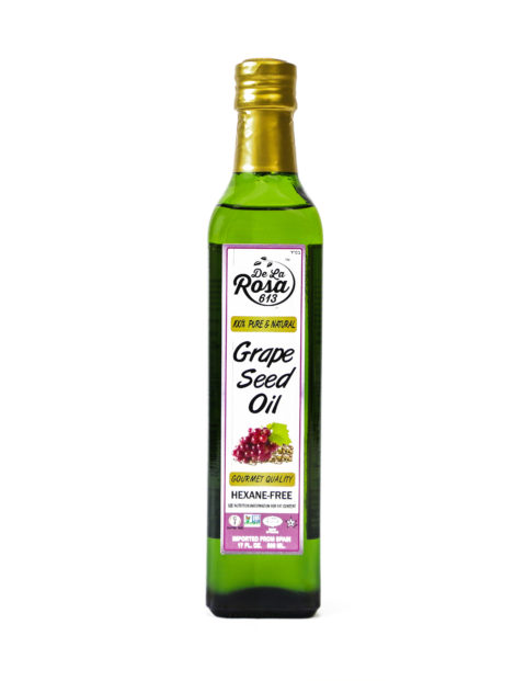 Grape Seed Oils