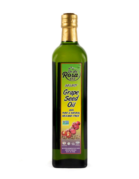 grape seed oil 25