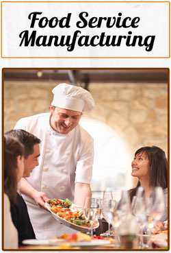 Food Service Manufacturing