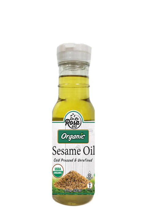sesame oil unrefined